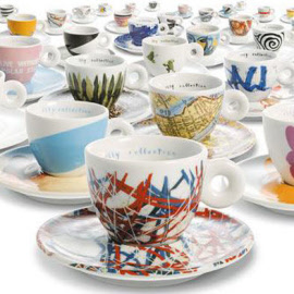 click here to see our espresso illy art collection offers